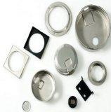 Pochette en aluminium métallique, OIN de estampage en aluminium de pièces en métal : 9001 ; 2008