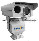 1kmの夜間視界長距離レーザーCCTVのカメラ