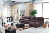 أريكة حديثة يعيش غرفة [جنوين لثر] أريكة ([سبل-9189])