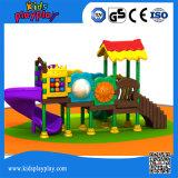 Kind-Plastikim freienspielplatz-Gymnastik-Eignung-Spielzeug-im Freiengerät