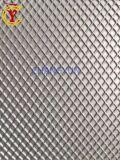 Em relevo as películas PET para embalagens de papelão ondulado Anti-Corrosive Azul revestido de azulejos de plástico reforçado por fibra de vidro do painel do teto