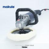 polisseur électrique de ponceuse de maintenance de véhicule d'outils d'alimentation AC de 180mm Makute
