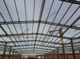Мастерская стального здания низкой стоимости Prefab структурно