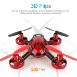 Neue Form rotes RC Quadcopter mit LCD