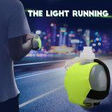 새로운 디자인 휴대용 접을 수 있는 BPA는 실리콘 스포츠 물병을 해방한다