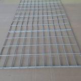 150 x 150mm гальванизированная сваренная панель ячеистой сети
