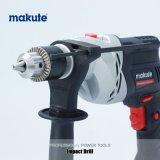 Электрический сверлильный аппарат сверла удара електричюеского инструмента 1050W Makute 13mm (ID009)