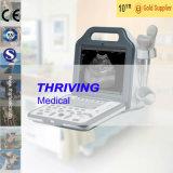 Dispositivo ultrasónico portable veterinario de Digitaces Diagnositc