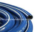 Caucho y manguito de aire del PVC, manguito de aire de alta presión, flexible, fuerte, fabricante, manguito de la máquina