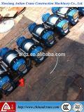 220V levant le câble de treuil tirant le chariot électrique de levage à machine
