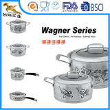 18/10 Stainless Steel Cookware Set Decal Decoration