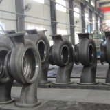 Ferro cinzento/ferro dúctil OEM/fundição em areia com usinagem de precisão CNC