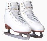 Chaussures de patin d'Ince de cuir véritable de qualité
