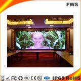 Schermo di visualizzazione locativo dell'interno caldo del LED di colore completo di vendita P4.81