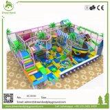 安い子供の販売のためのプラスチック屋内運動場装置