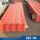 Corrugated Prepainted стальной лист толя цвета