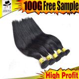 Tessitura all'ingrosso brasiliana superiore dei capelli umani