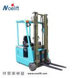 3 Höhe des Rad-elektrischer Gabelstapler-Mini-LKW-1-1.5t 3-4.5m drei Punkt-elektrischer Gabelstapler