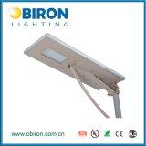 lámpara solar del camino de Aio del sensor de movimiento 50W