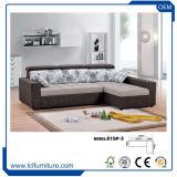 Modernes Futon-Lagerschwelle-Gewebe-faltendes Sofa-Bett