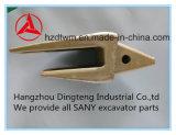 El excavador de Sany parte el sostenedor 12076693k del diente del compartimiento para el excavador hidráulico de Sany Sy55