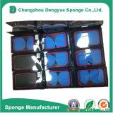 8 de nivel superior de la forma de torsión de Cabello Cabello fabricante de espuma esponja Twist