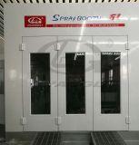 Mini Coche automático de la cabina de rociado de microondas