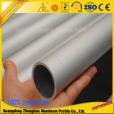 Soem-Aluminiumkapitel-Splitter anodisiertes Aluminiumgefäß-Rohr