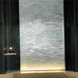 Vetropieno 직사각형 수정같은 유리 블럭 벽돌 고체