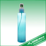 Haustier-Plastikflasche des Zylinder-200ml mit Nebel-Spray-Pumpen-Kosmetik