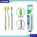 Toothbrush adulto com cerdas macias 156