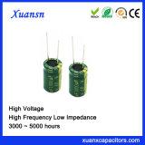 De lage Elektrolytische Condensator van het Aluminium van de Impedantie 1000UF 10V