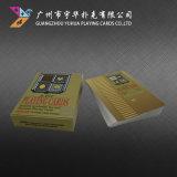 Bekanntmachend fertigen Spielkarten mit kundenspezifisch an