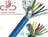 오디오 장치를 위한 투명한 스피커 케이블 또는 스피커 또는 전기 장비