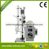 Prix d'evaporateur rotatif avec la pompe de vide