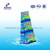Diaoのブランドの洗濯の粉レモンにおい