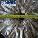 高品質の低炭素の鋼線の溶接された金網