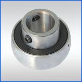 Rolamentos do aço inoxidável com sulco da esfera e unidade do bloco de descanso