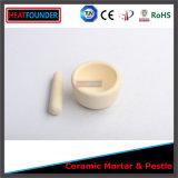 crogiolo di ceramica del corindone 100ml per fusione del cavo