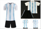 Wort-Cup-Sublimation-Fußball-Hemd-kurz Hülse