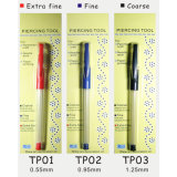 Herramienta de perforación con una sola aguja para Arte de papel (TP02)