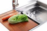 Системная плата для измельчения из дуба кухня раковину (C01)