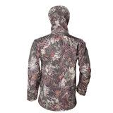Мужские водонепроницаемые куртки Sharkskin пиджак черного Python