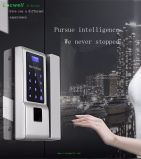 De intelligente Biometrische Deur van het Glas van het Slot van de Vingerafdruk van de Veiligheid