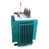 Трансформатор Efficency оборудования электростанции высоким погруженный маслом повысительный электронный