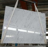 Marmer van het Zinkwit van de Plakken van Guangxi het Witte Marmeren