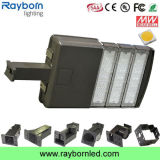 LED-Straßenlaterne-Baugruppen-Garten-Pfad LED Shoebox helles 150W