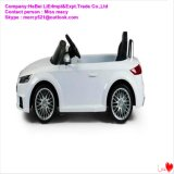 Paseo eléctrico de los cabritos en los coches con la marca de fábrica de Audi en China