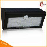 Tout en un seul 48 PCS mur solaire lampe LED pour éclairage domestique