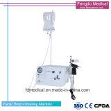 La Cáscara de chorro de oxígeno del agua de la máquina para limpieza profunda hidratación piel